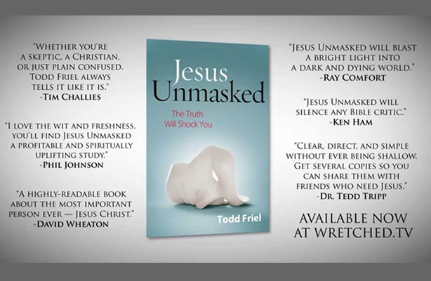Todd Friel Archives - The Christian Worldview