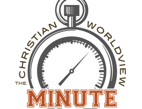 TCW Minute: Man's Work v. Christ's Work (Week of April 29, 2019)