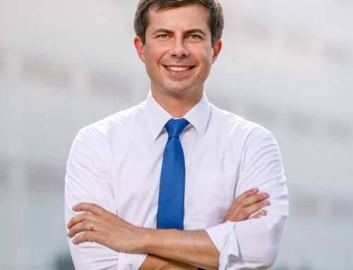 TOPIC: How the Popularity of Mayor Pete Buttigieg Reflects the Worldview Transformation of America