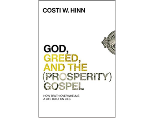 Topic: God, Greed, and The Prosperity Gospel (Part 1 of 2)