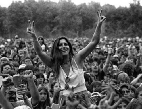 TOPIC: How Woodstock 50 Years Ago Explains Where We Are Today