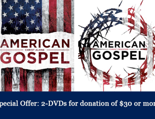 "TOPIC: American Gospel—""Progressive"" Christianity (Part 3 of 3)"
