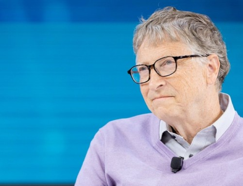 TOPIC: Who is Bill Gates and Why Does He Want to Vaccinate Every Person in the World?