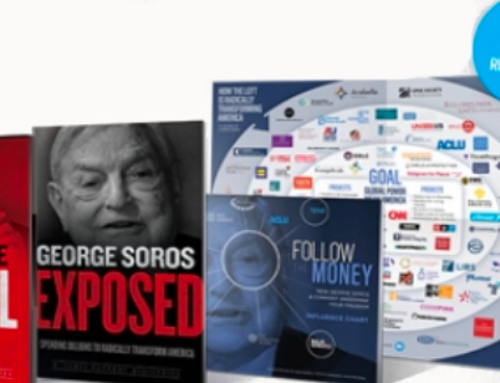 TOPIC: George Soros Part 2: What Drives Soros and the Left?