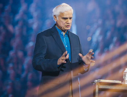 TOPIC: Ravi Zacharias: The Man Who Answered Life's Deepest Questions Leaves Us Wondering About the Biggest One (Part 2 of 2)